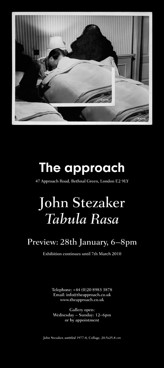 John-Stezaker-Approach-2010-WhiteonBlack