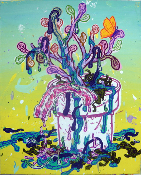 Taylor McKimens-Bacon Butterfly