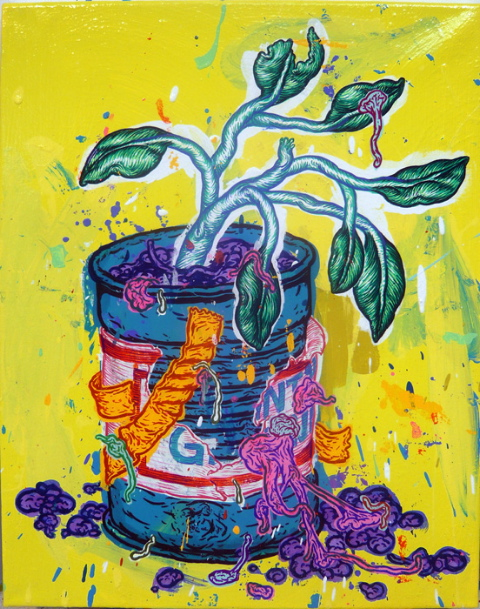 Taylor McKimens-Can Plant