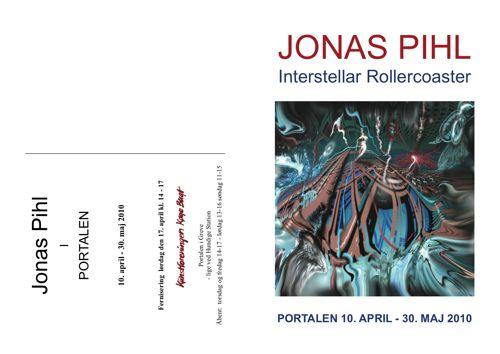 Jonas Pihl indbydelse