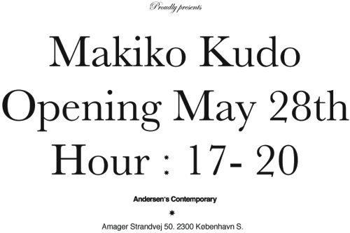 makiko invitation