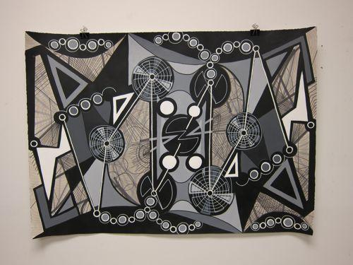 Craig Rempfer Studio visit 2011 - 1