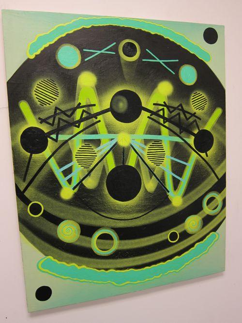 Craig Rempfer Studio visit 2011 - 3