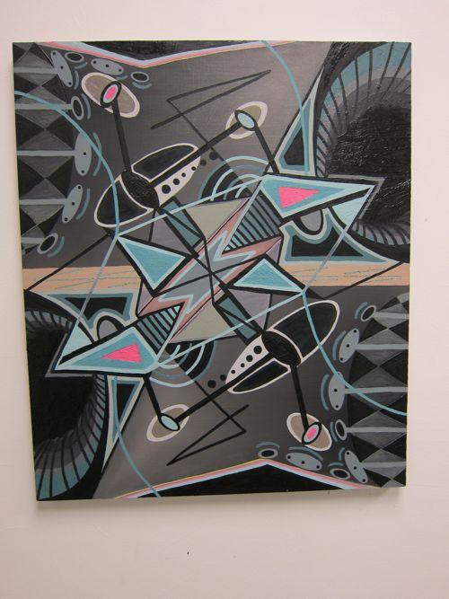 Craig Rempfer Studio visit 2011 - 4