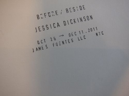 JessicaDickinsonstudiovisit20117