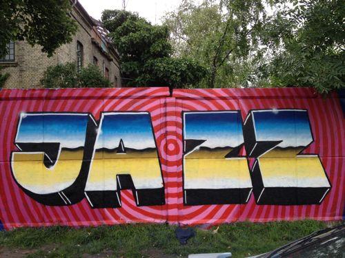 Graffiti juli 201201