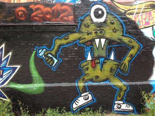 Graffiti juli 201205