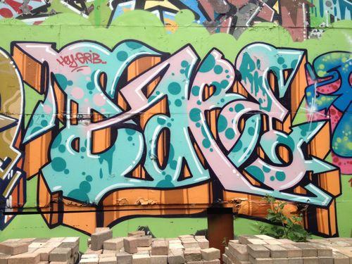 Graffiti juli 201207
