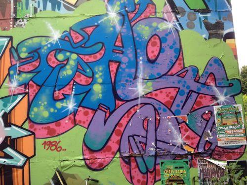 Graffiti juli 201209