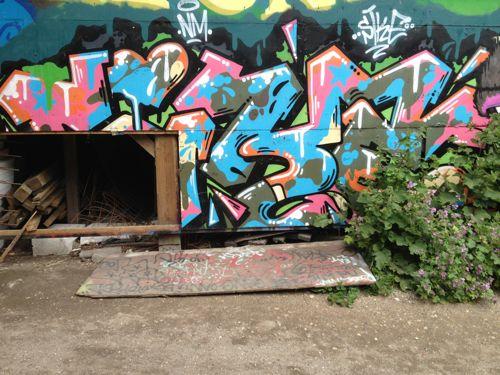 Graffiti juli 201210