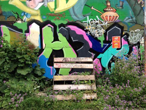 Graffiti juli 201211