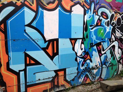 Graffiti juli 201212