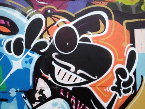 Graffiti juli 201213