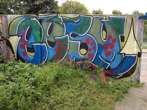 Graffiti juli 201214