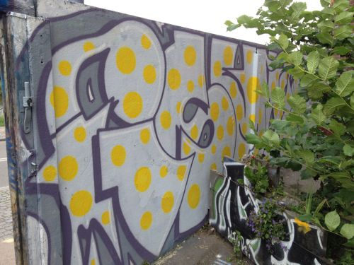 Graffiti juli 201215
