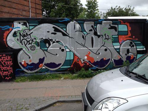 Graffiti juli 201217