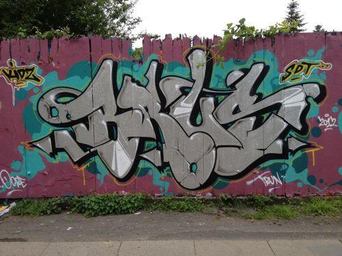 Graffiti juli 201220
