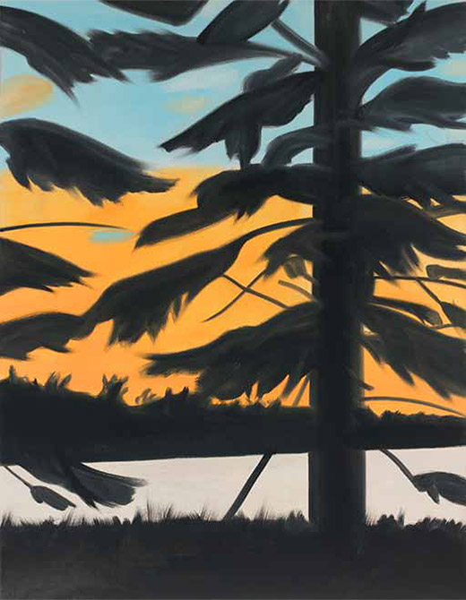 Alex-Katz-2008-Sunset-1