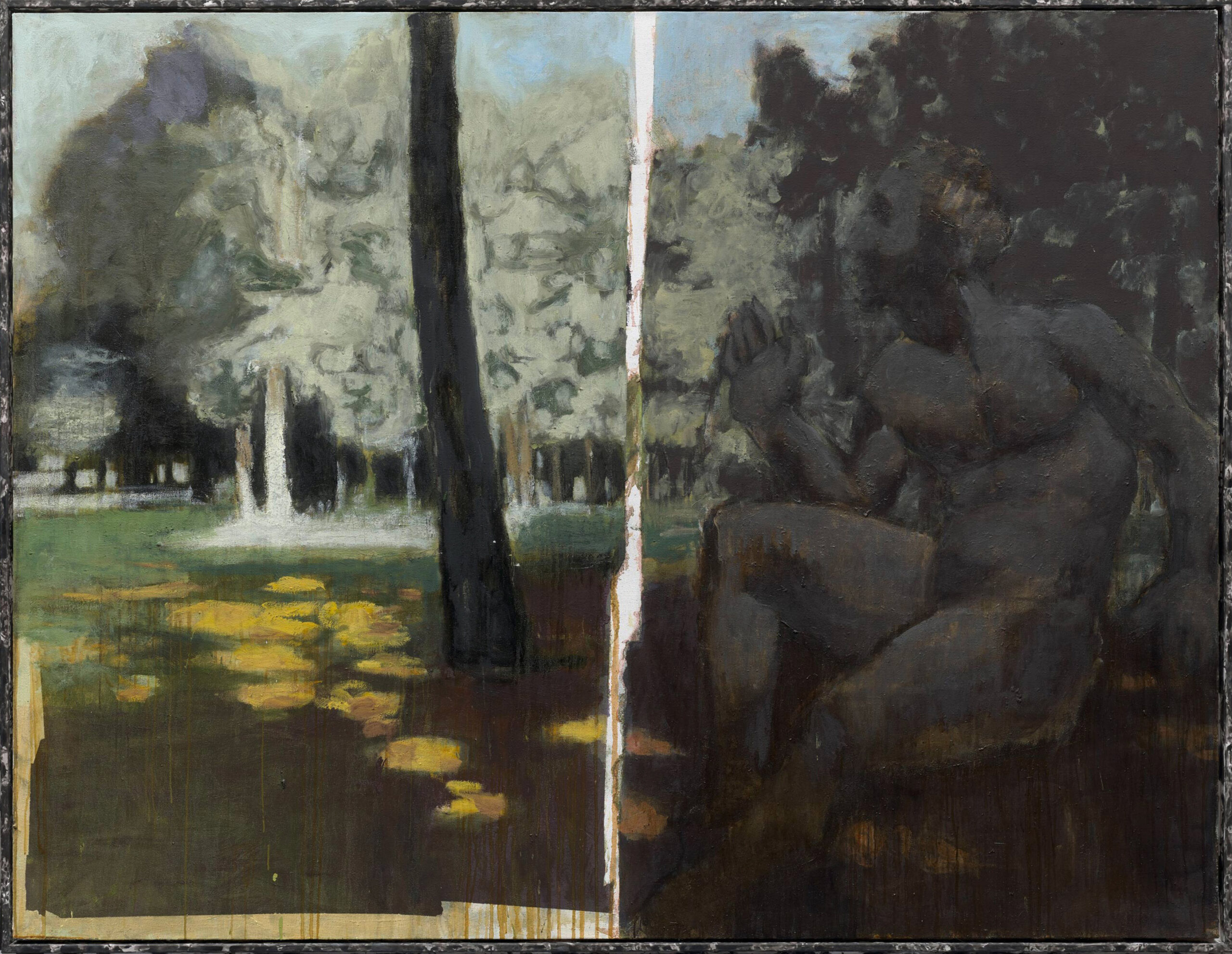 MARKUS LÜPERTZ – RECENT PAINTINGS