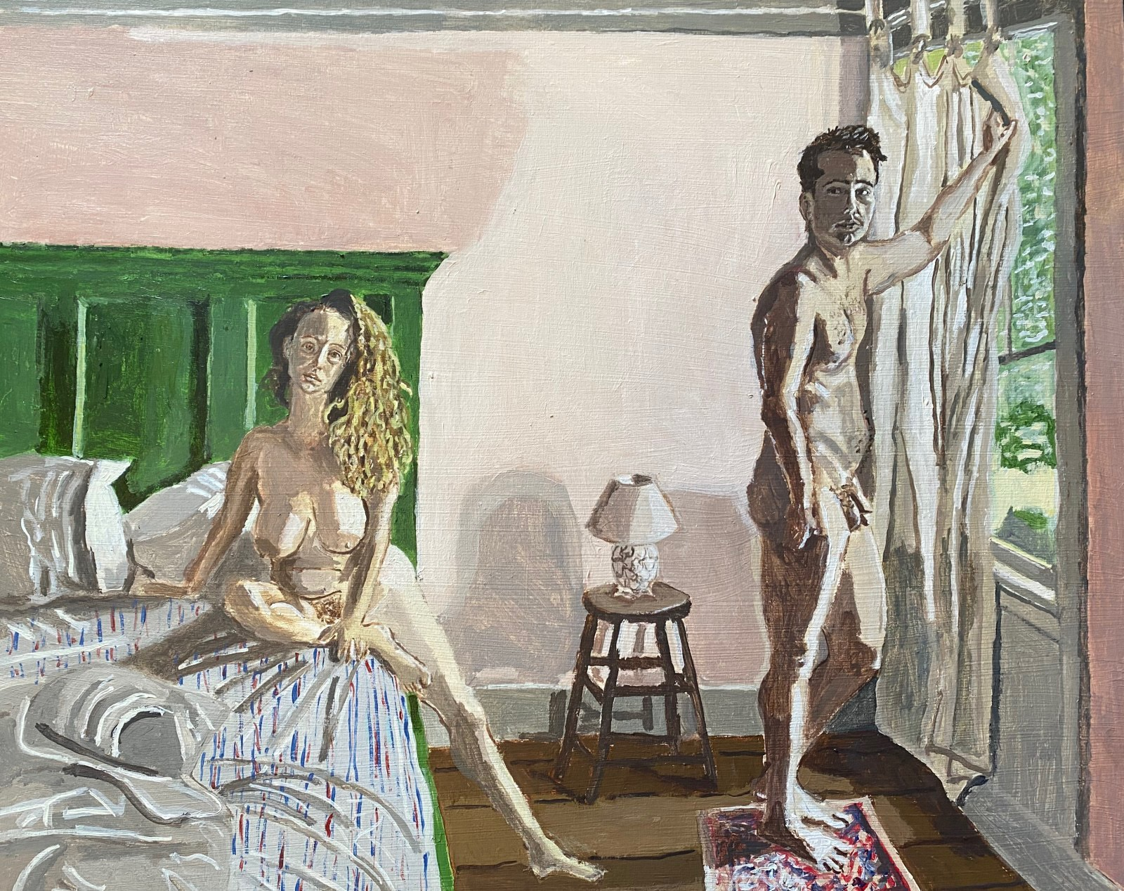 Polina Barskaya – Time Passing
