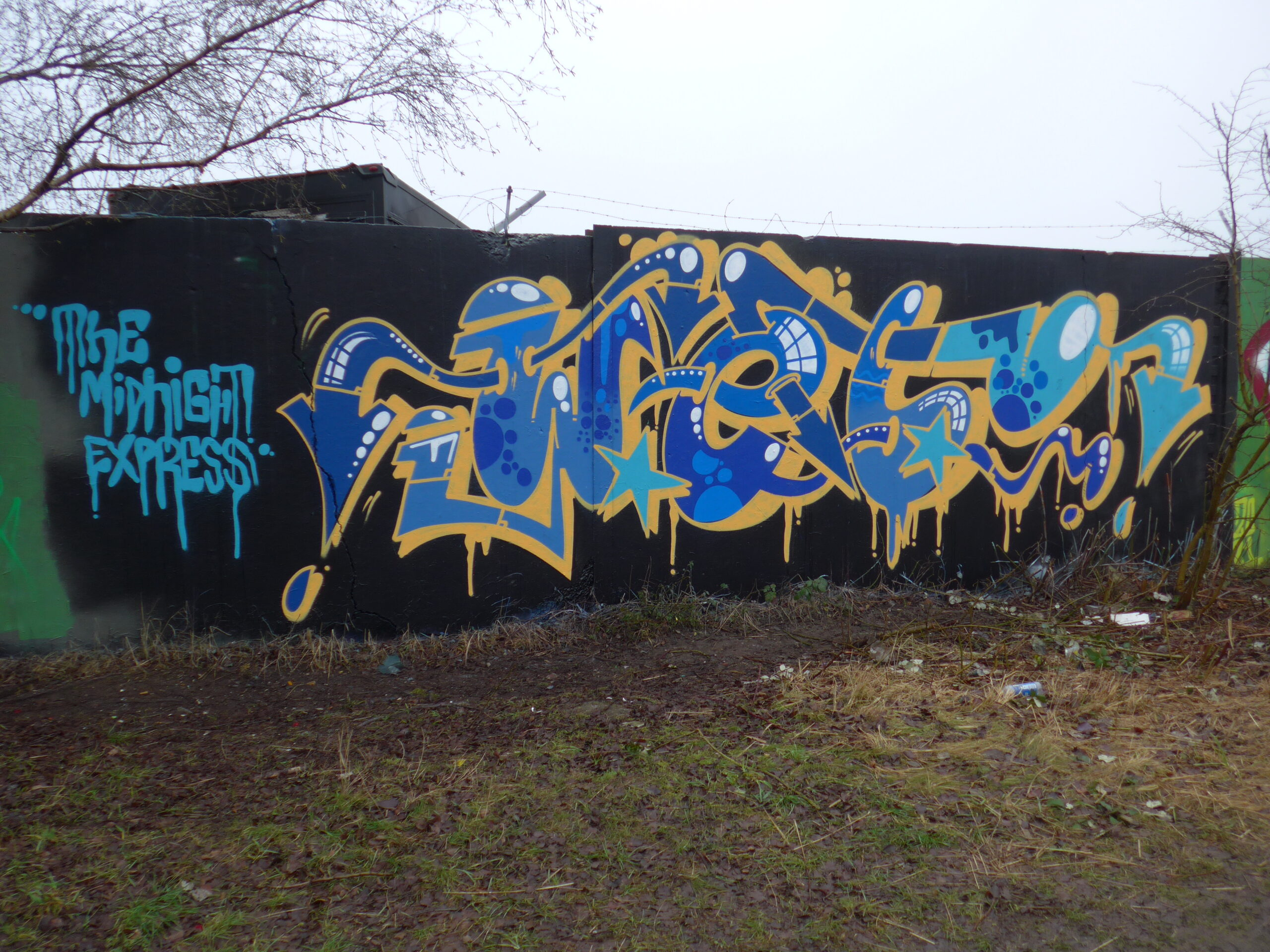 Copenhagen – Graffiti